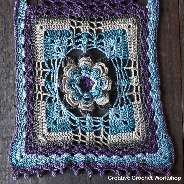 Dancing Water Lilies Wrap Part 4 - Free Crochet Along | Creative Crochet Workshop @creativecrochetworkshop #freecrochetpattern #crochetflowers #crochetwrap #crochetalong #ccwdancingwaterlilieswrap https://www.creativecrochetworkshop.com/2019/06/dancing-water-lilies-wrap-part-4/ Love & Favorite on Ravelry! https://www.ravelry.com/patterns/library/dancing-water-lilies-wrap