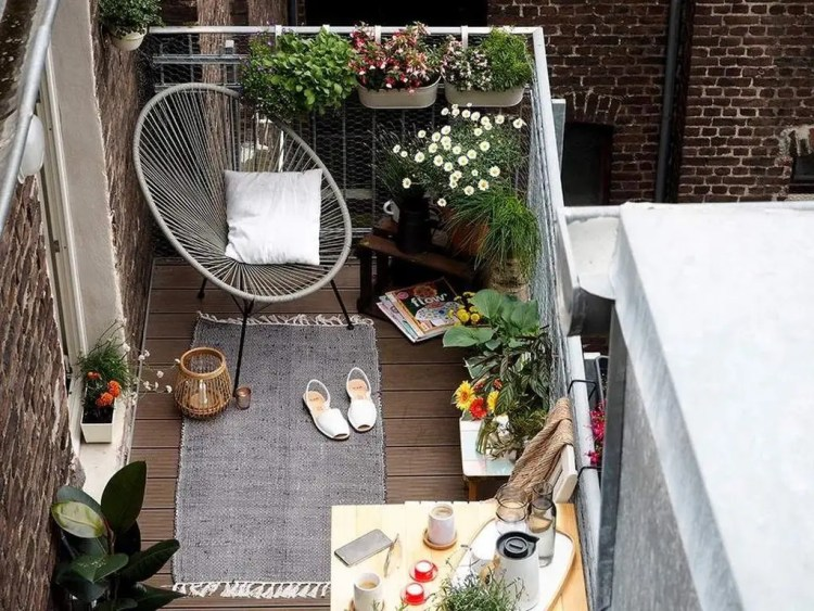 10 Amazing Small Balcony Ideas For Your Inspiration In 2019