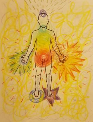 creative energy drawings