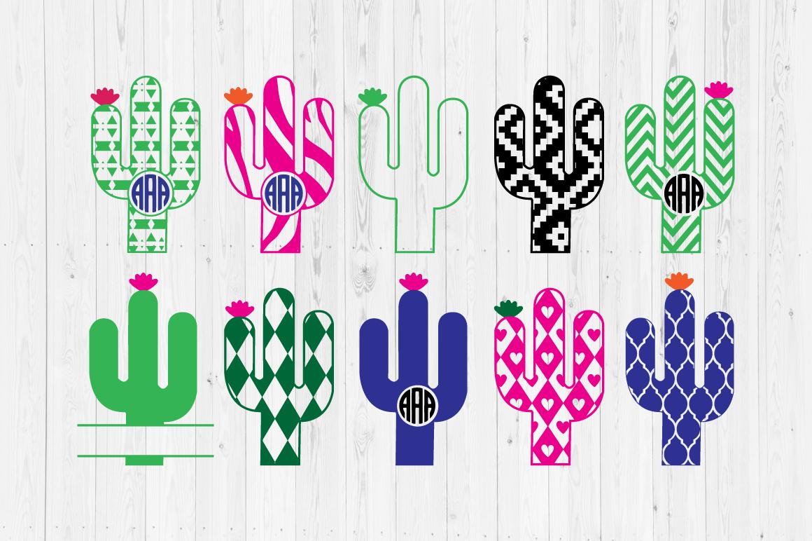 Cactus Svg Cut Files Graphic By Cutperfectstudio