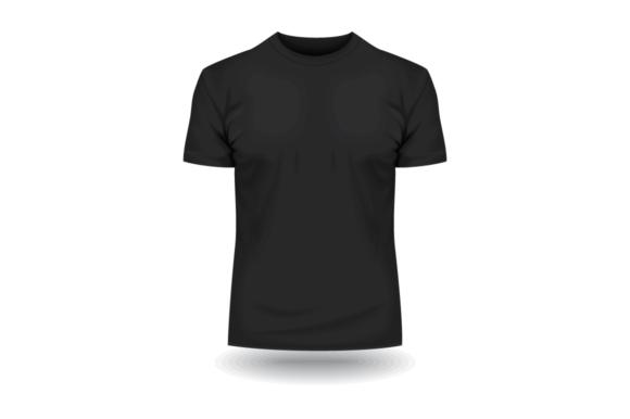 Vector T Shirt Template Mockup Graphic By Pedro Alexandre Teixeira Creative Fabrica
