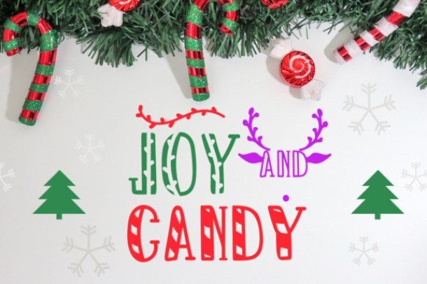 Joy and Candy by Lickable Pixels
