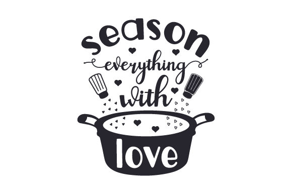 Download Season Everything with Love (SVG Cut file) by Creative ...
