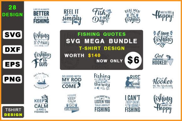 Download Fishing Bundle, Fishing T Shirt (Graphic) by Handmade ...