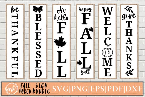 christmas in july svg & Fall Porch Signs Svg Bundle 6 Graphic By Mockup Venue Creative Fabrica