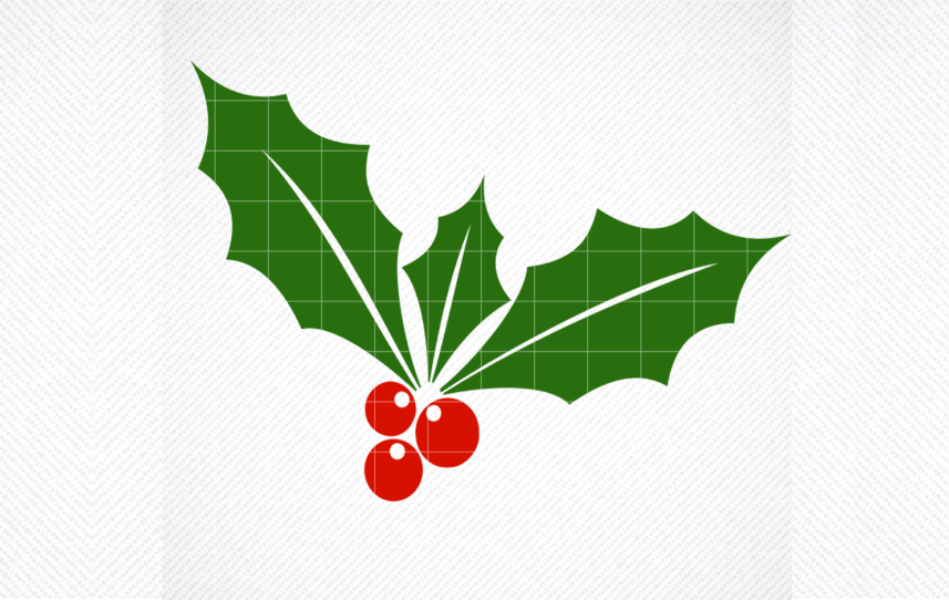 Free svg christmas tree rex dinosaur design this free svg cutting file contains the following formats: Holly Svg Holly Berry Svg Christmas Graphic By Svg Den Creative Fabrica