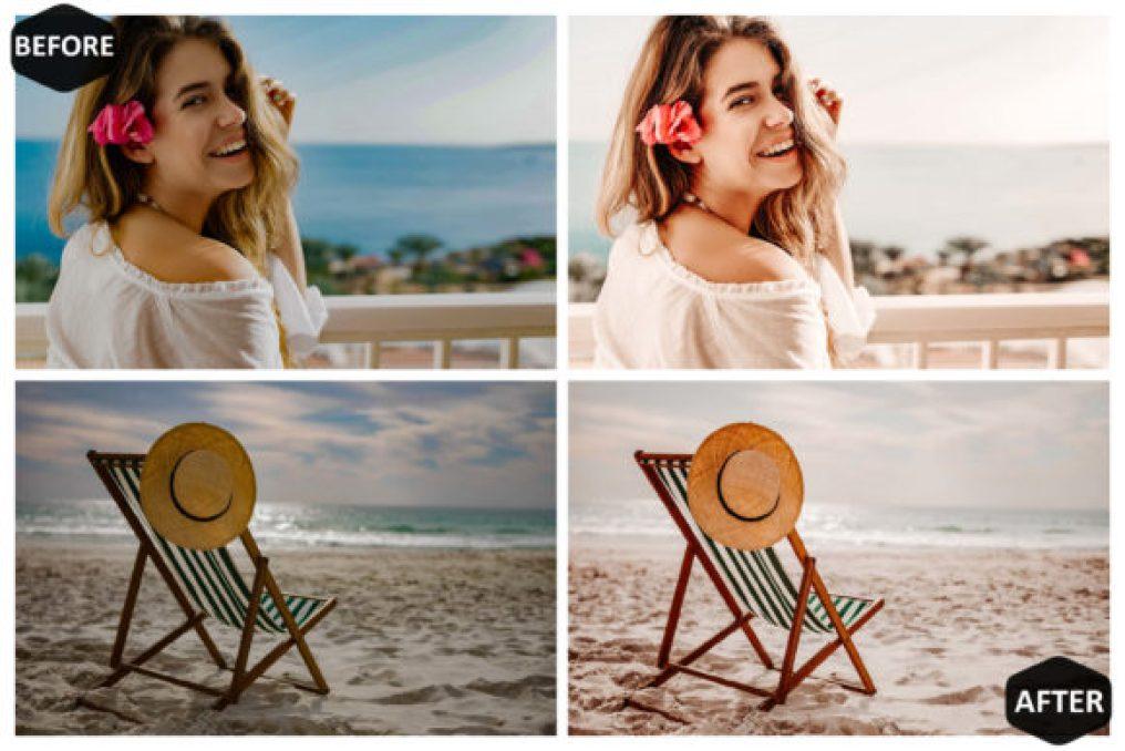 10 Rose Gold Mobile Desktop Lightroom Graphics 7099161 9