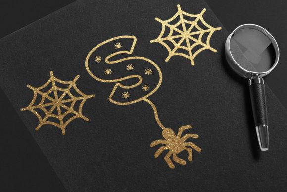 Halloween Spider Fonts 14814556 4