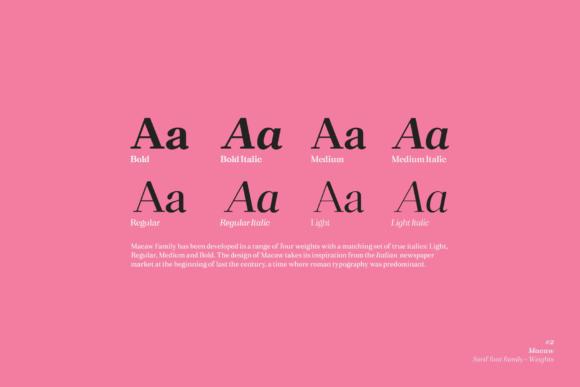 Macaw Fonts 17625684 2