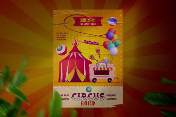Circus Fun Fonts 18068071 3