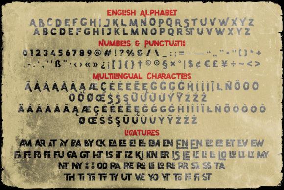 Healthy Freak Fonts 18364585 2
