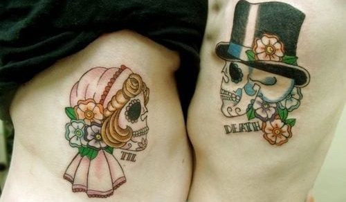 Bible His And Her Tattoos