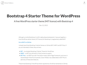 b4st for WordPress