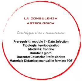 Four Pillars of Destiny Program Consulenza Astrologica
