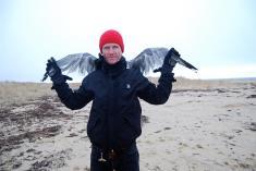 Philip Hoare: Facing the Sea