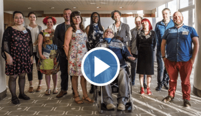 Creative Future Literary Awards Video