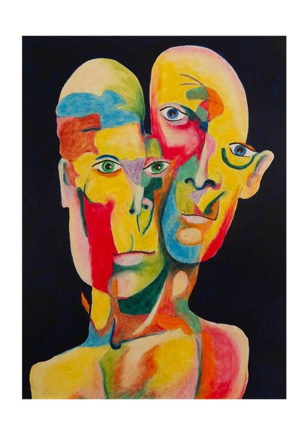 Siamese Twins by Paul Bellingham