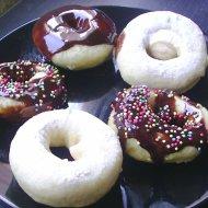 Donuts veganos