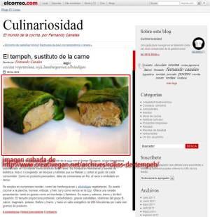 el correo robando imágenes de Creativegan.net