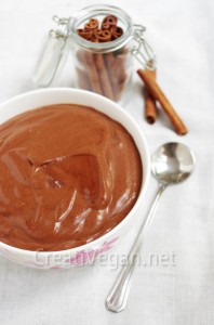 Mousse 2: mousse de chocolate