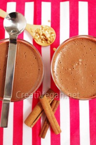 Mousse 6: mousse de chocolate
