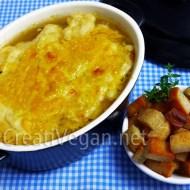 Sopa francesa de cebolla