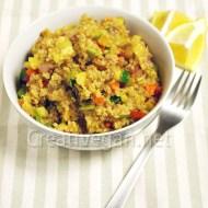 Cuscús de quinoa
