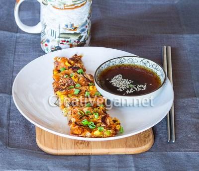 Kimchijeon (tortitas de kimchi)