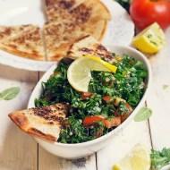 Tabbouleh con quinoa