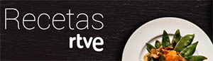 Web Recetas RTVE