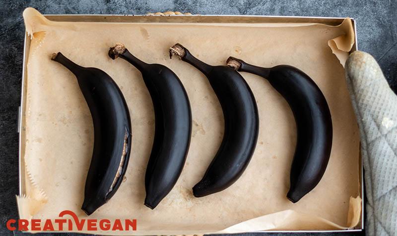 Plátanos asados