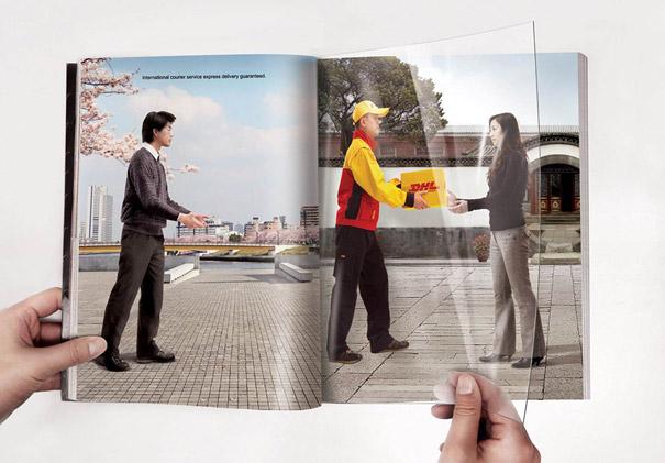 Creatividad a 2 páginas: ejemplos de las mejores publicidades en revistas (3/6)