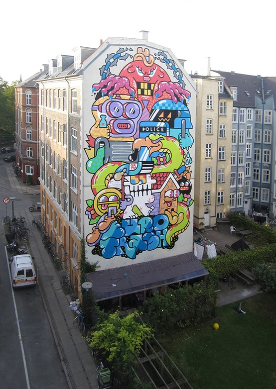 top 5 countries to admire street art. Black Bedroom Furniture Sets. Home Design Ideas