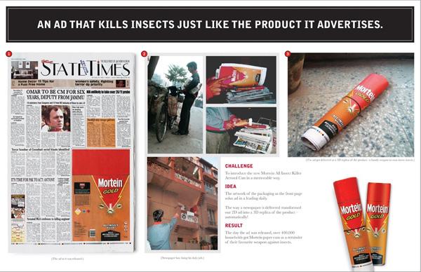 02aebb1da5150e9b85640809322bf566 122 Must See Guerilla Marketing Examples Guerilla Marketing Example