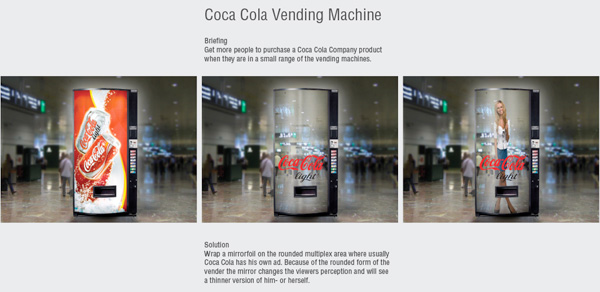 43f8ff1457ef7735593e9b4f6a0438e1 122 Must See Guerilla Marketing Examples Guerilla Marketing Example