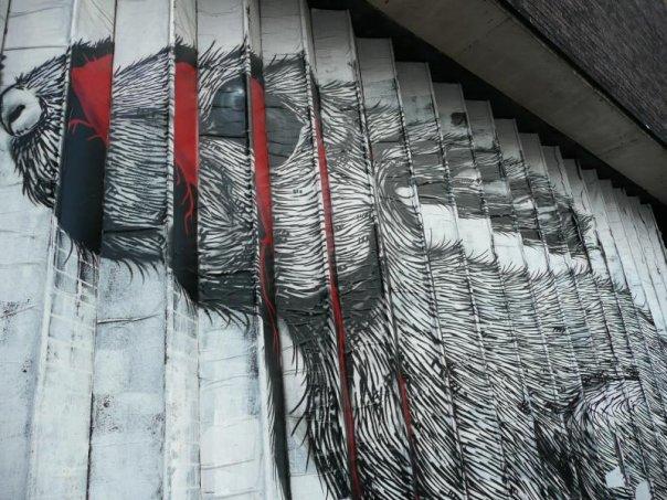 5ca8daf217aba5326e1c613dd1f57d09 80+ Amazing Guerrilla Street Art Inspiration Examples Guerilla Marketing Example