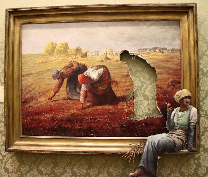 802bd2e0e5f5ff43229c0677adcc00e0 80+ Amazing Guerrilla Street Art Inspiration Examples Guerilla Marketing Example