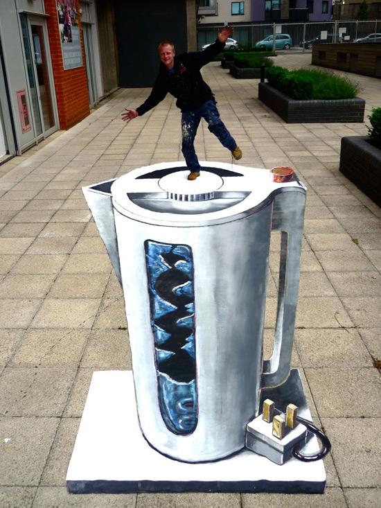 804f8b43072e04e718b7f27a826a9ddf 55+ Amazing 3D Street Art Guerrilla Marketing Examples Guerilla Marketing Example