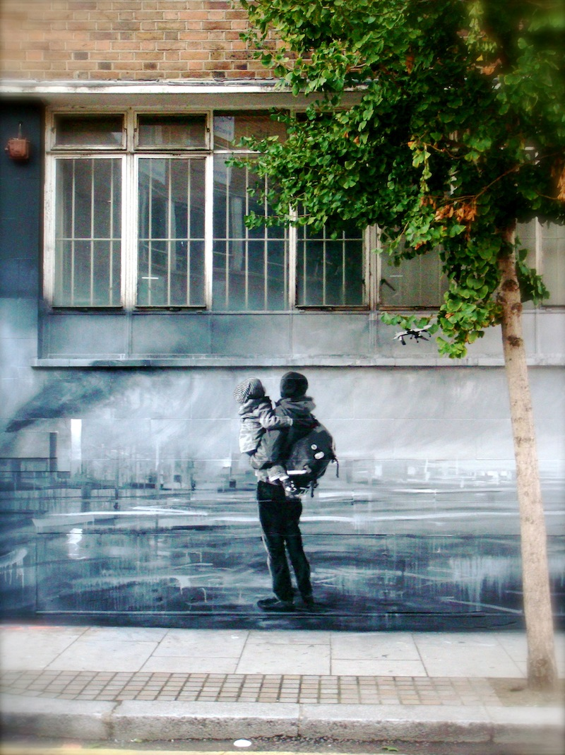 8a6eda3af5e15bf94e3fd505a8700aa1 80+ Amazing Guerrilla Street Art Inspiration Examples Guerilla Marketing Example