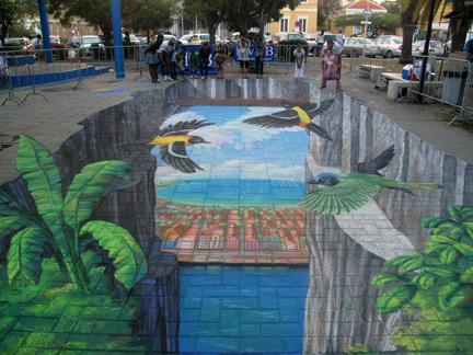 90fca81204582bbd55e19d98734c684a 55+ Amazing 3D Street Art Guerrilla Marketing Examples Guerilla Marketing Example