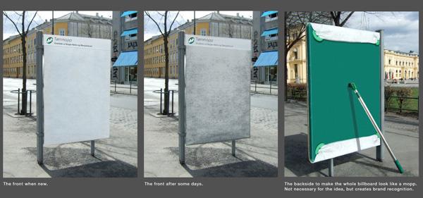 979725fdf002f8a5c85576e1e9cf108e 122 Must See Guerilla Marketing Examples Guerilla Marketing Example