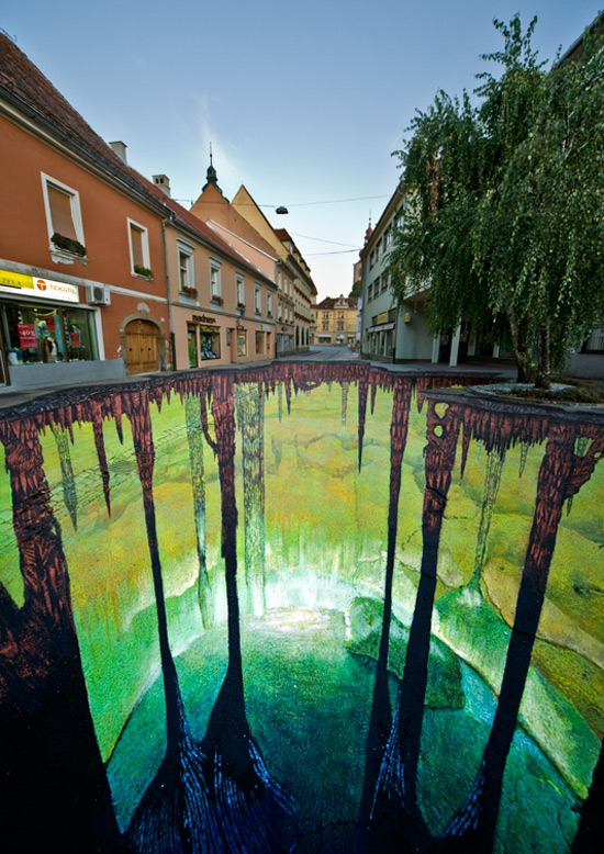 a5e011dc6961cdc8ef5bcc9142777d1e 55+ Amazing 3D Street Art Guerrilla Marketing Examples Guerilla Marketing Example