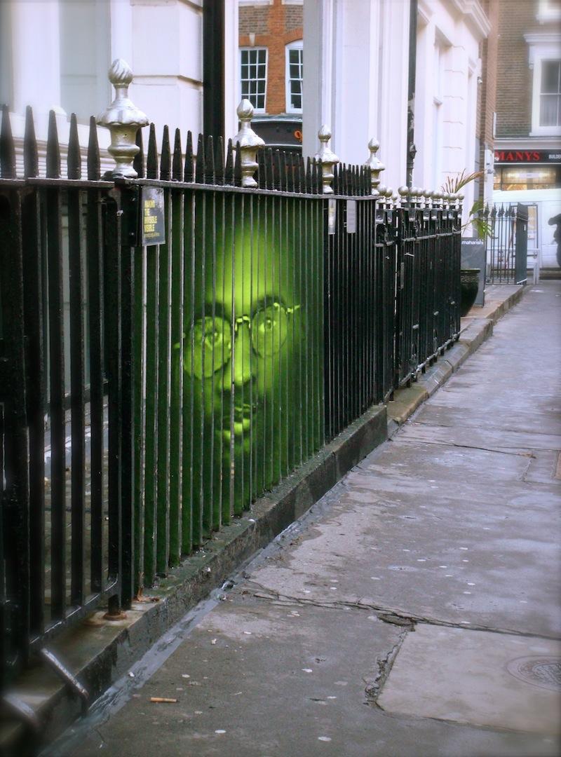 e42148cf23b4ce1e488d5f4729023d6c 80+ Amazing Guerrilla Street Art Inspiration Examples Guerilla Marketing Example