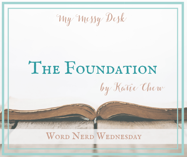 Jesus is The Foundation