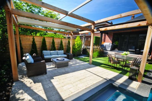 Small Spaces are Perfect For Synthetic Grass!