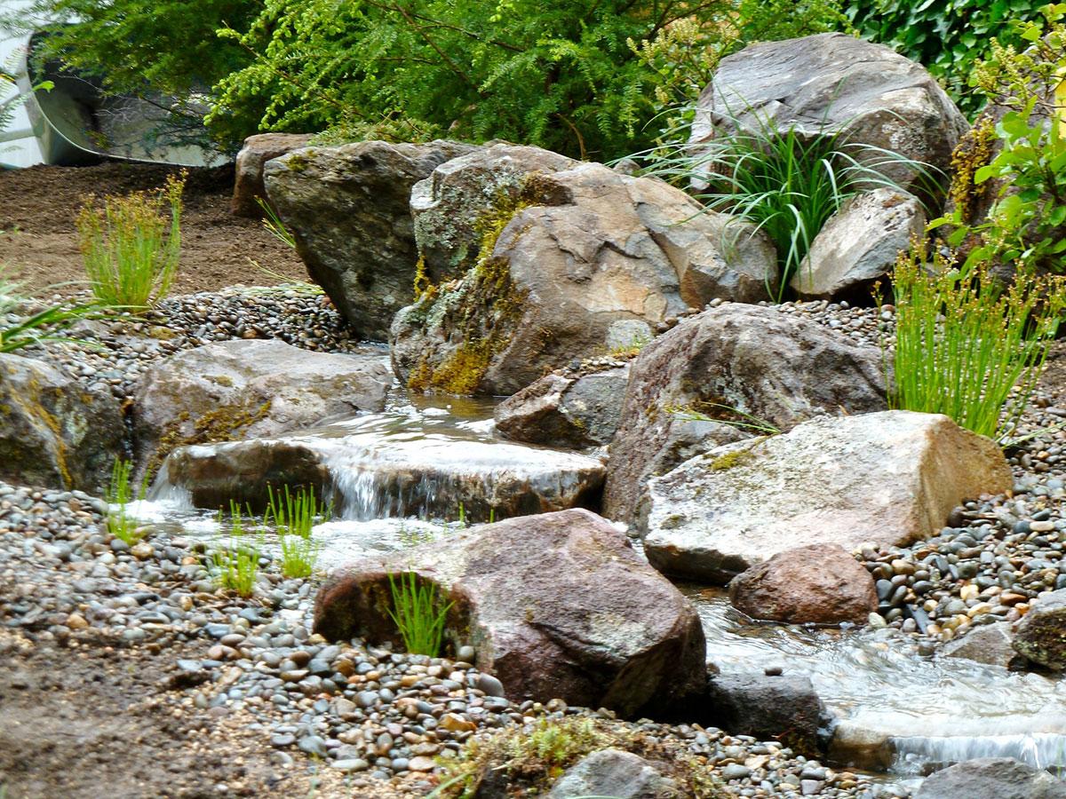 Garden Decorative Rocks