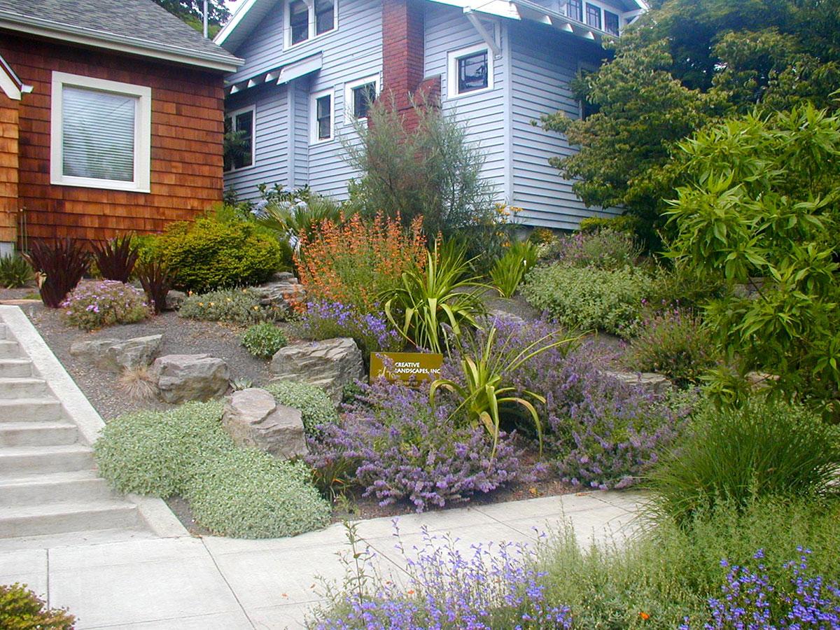 Rock Gardens - Creative Landscapes, Inc. on Rock Backyard  id=63141