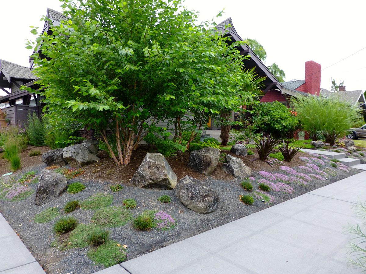 Rock Gardens - Creative Landscapes, Inc. on Rock Backyard  id=59193