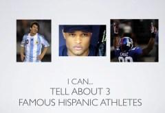 I can tell 3 athletesMM