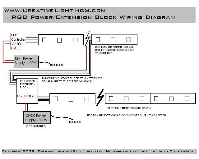 Strobe 12v Diagram Light Wiring